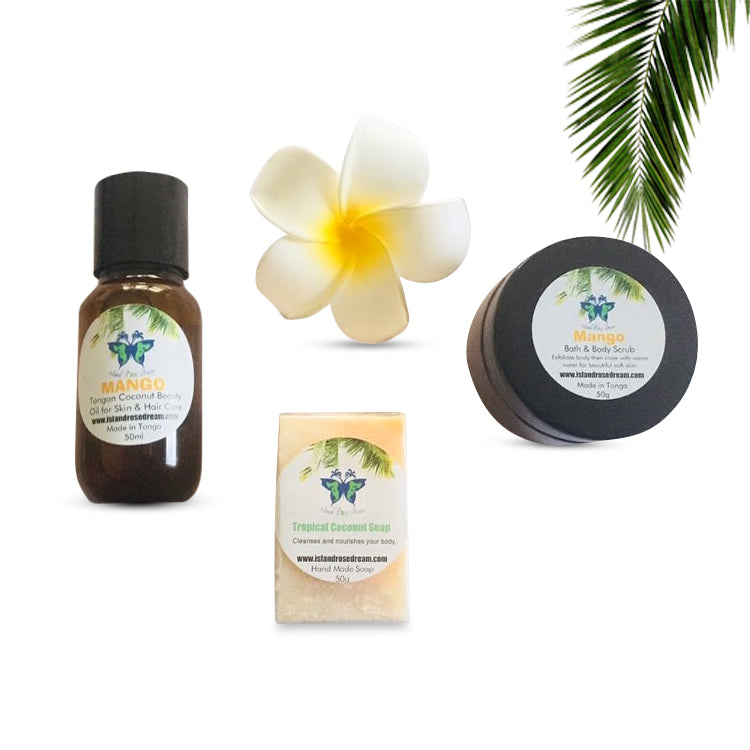 Small Tongan Spa Gift Set