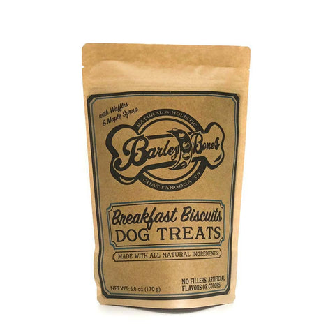 Breakfast Bones - All-Natural Holistic Treats - Wheat Free