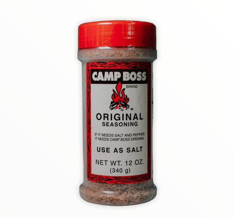 Camp Boss Seasoning
