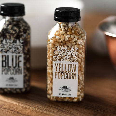 Farm Fresh Yellow Bottled Popcorn