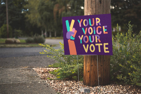 Your Voice Your Vote - Peace