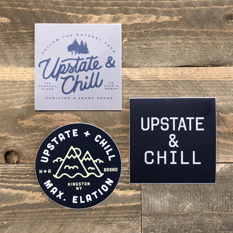 Upstate & Chill