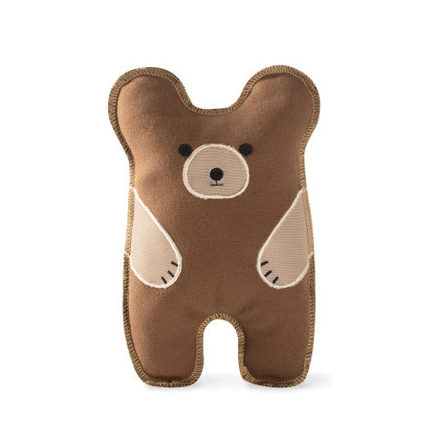 Bear Canvas Pet Toy