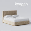 KEAGAN (Queen sized bed)