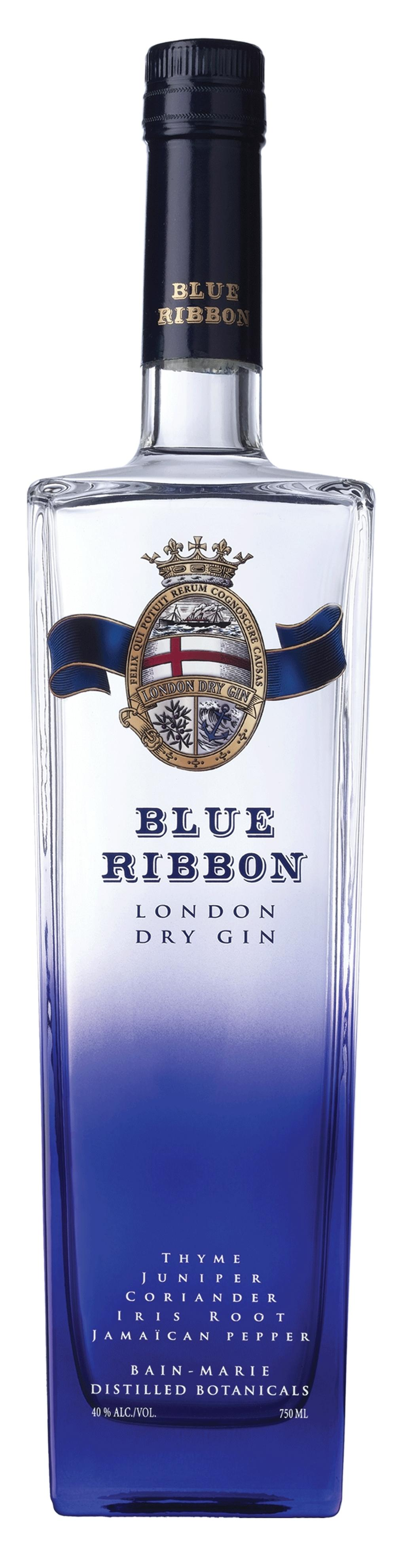 Blue Ribbon London Dry Gin