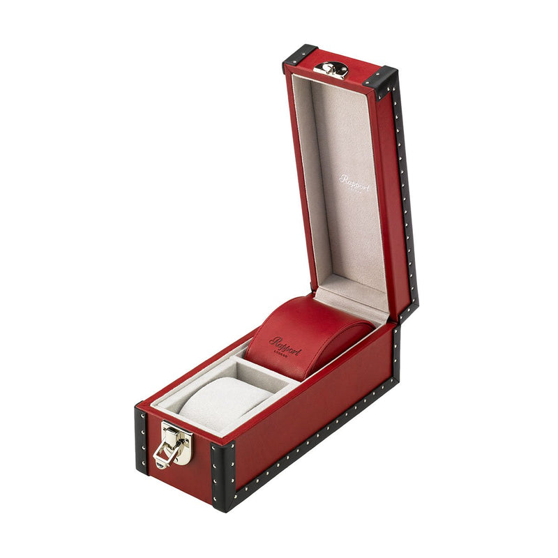 Sample Kensington Two Red Watch Box