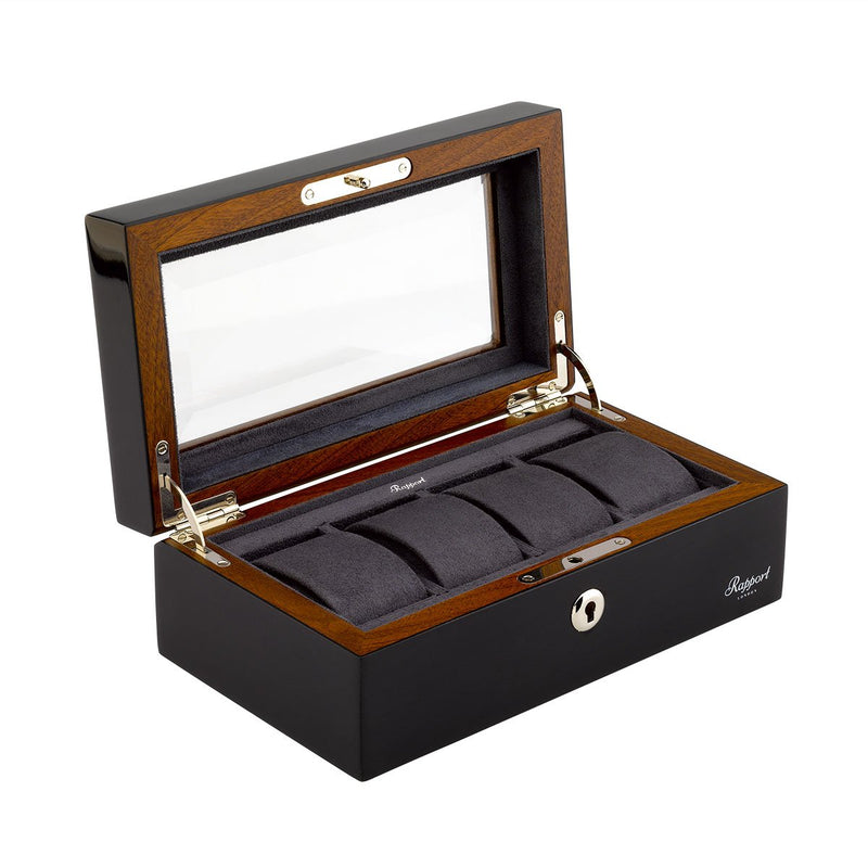 Rapport-Watch Box-Optic Four Watch Box-