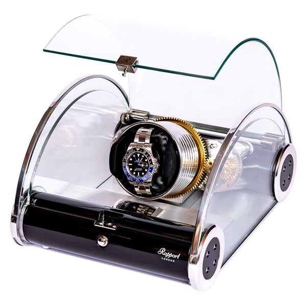 Rapport-Watch Winder-Time Arc Mono Watch Winder-