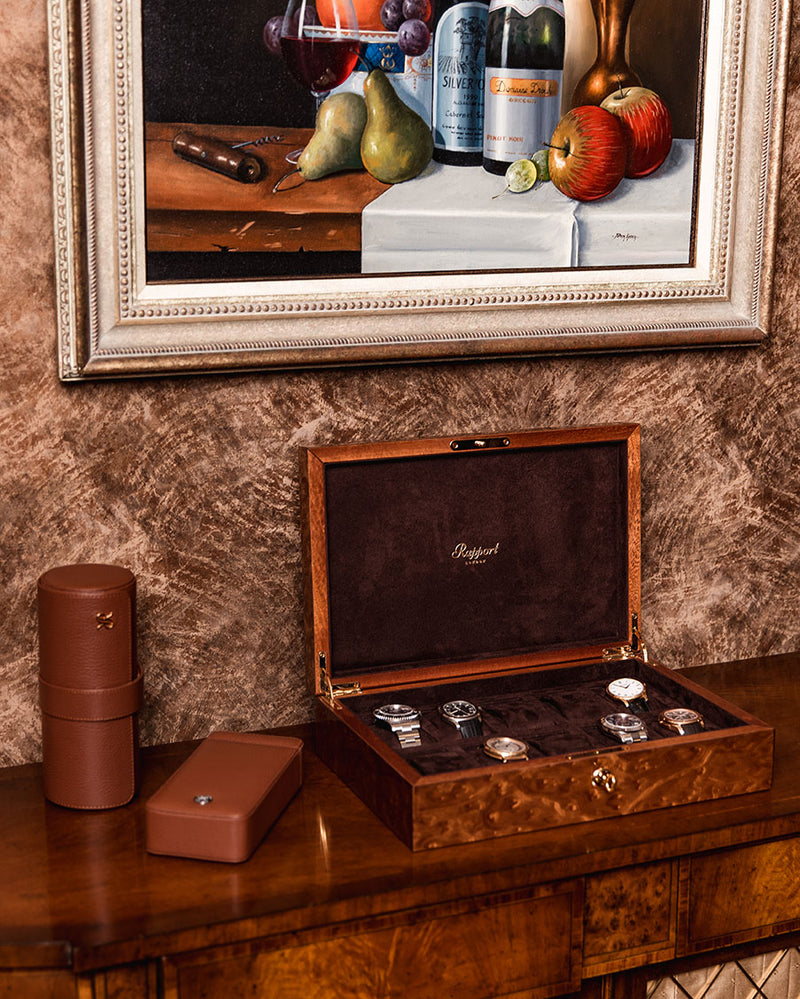 Heritage Ten Watch Box