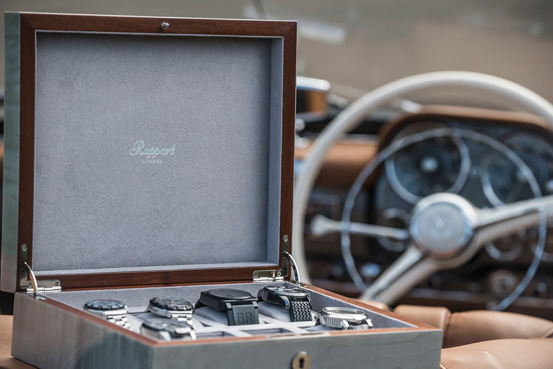 Heritage Eight Watch Box