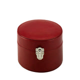 Rapport-Watch Box-Vintage Round Watch Box-
