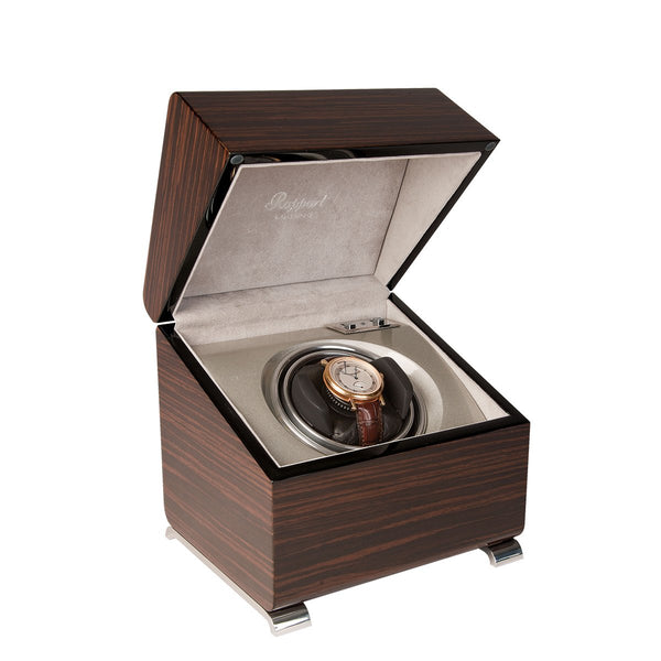 Rapport-Watch Winder-Vogue Mono Watch Winder-Macassar