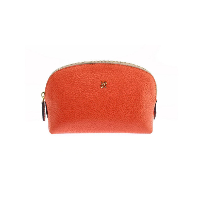 Rapport-Ladies-Small Makeup Pouch-Orange