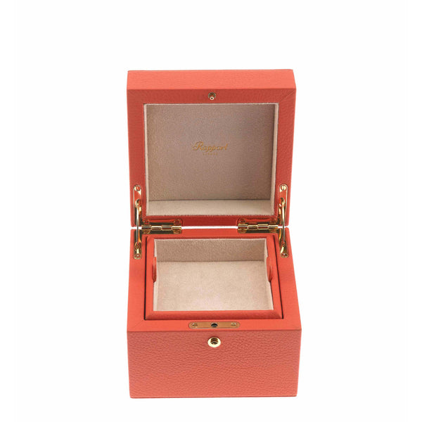 Rapport-Ladies-Sofia Small Jewellery Box-Orange