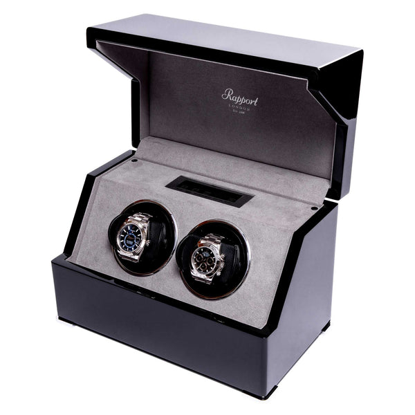 Rapport-Watch Winder-Perpetua III Duo Watch Winder-