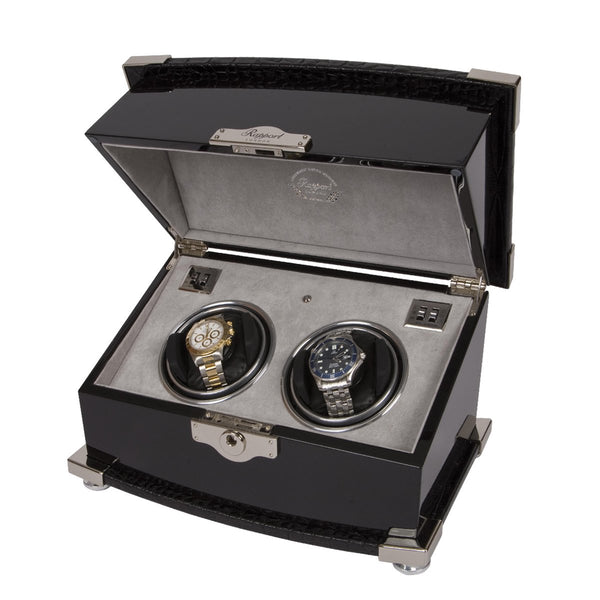 Rapport-Watch Winder-Serpentine Duo Watch Winder-
