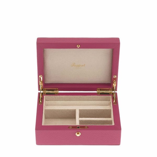 Rapport-Ladies-Layla Medium Jewellery Box-Pink