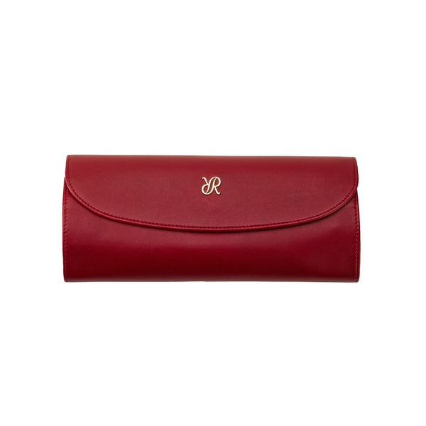 Rapport-Ladies-Aria Jewellery Roll-Red