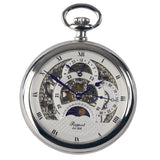 Open Face Pocket Watch 53mm