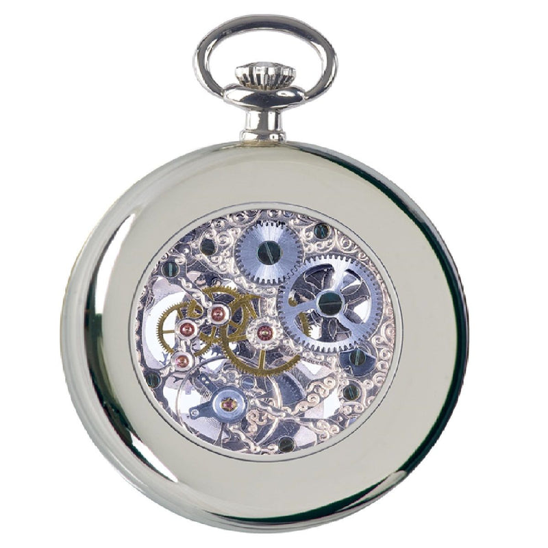 Rapport-Watch Accessories-Open Face Pocket Watch 53mm-