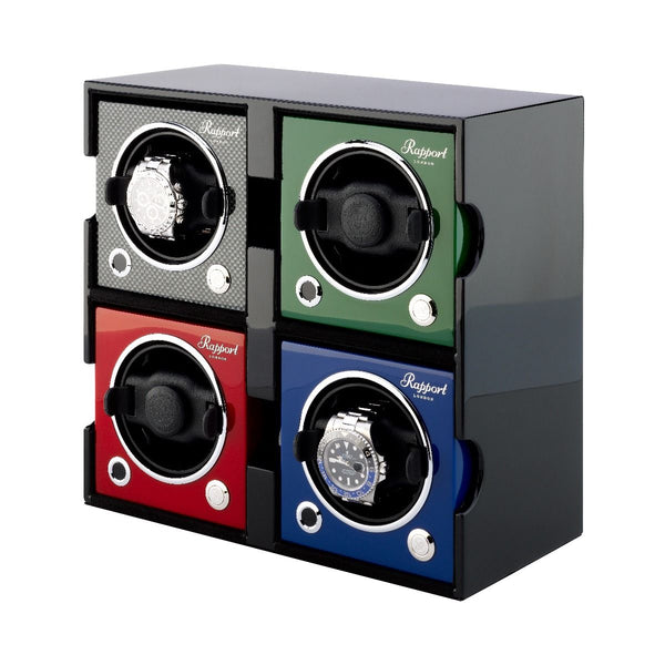 Evolution Watch Winder Quad Frame MKII