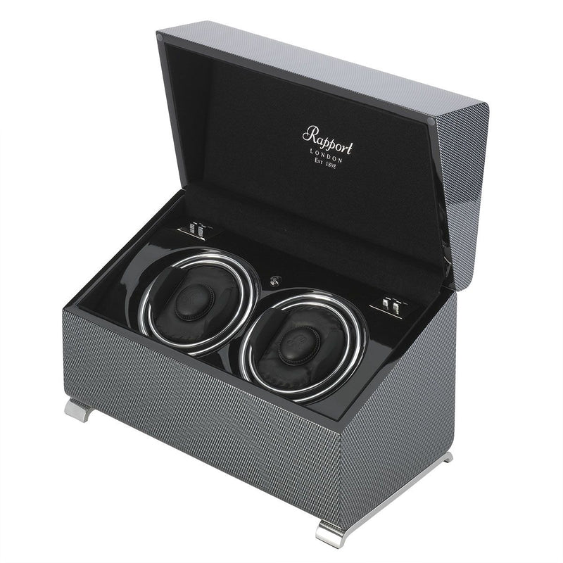 Rapport-Watch Winder-Vogue Duo Watch Winder-