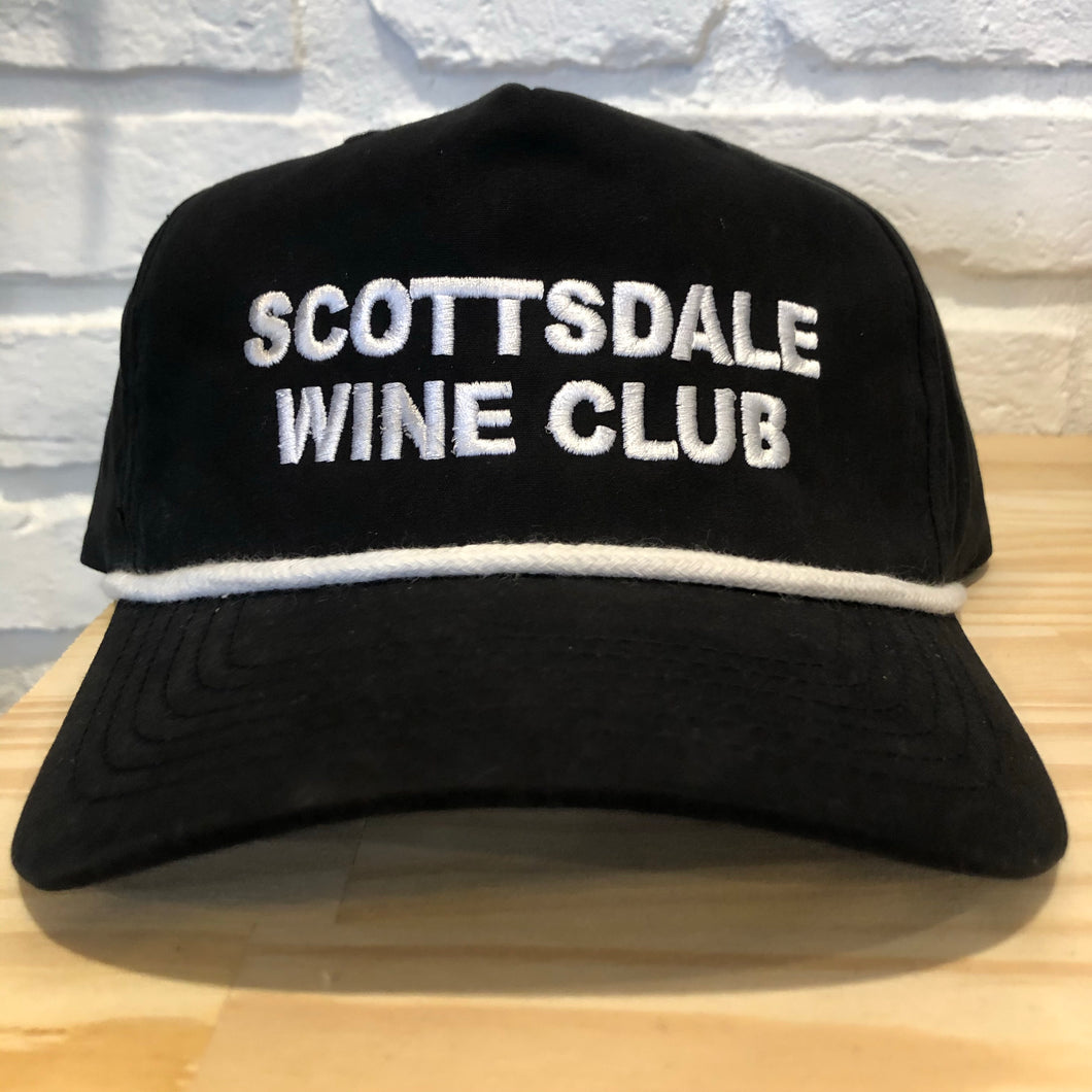 Retro Wine Club SnapBack