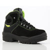 Trekking Work Shoes Nero/Giallo fluo - Vantech