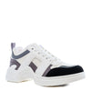 Sneakers Millennium Bianco / Nero / Grey - Arish