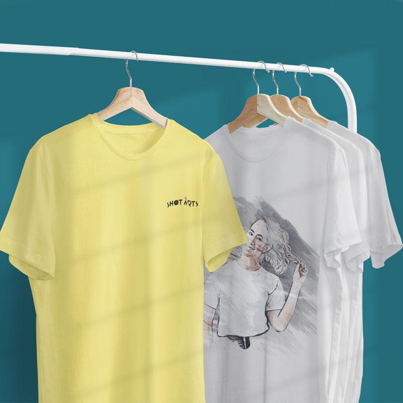 Figuring out the type of T shirts - Know more about T shirts - shotarts