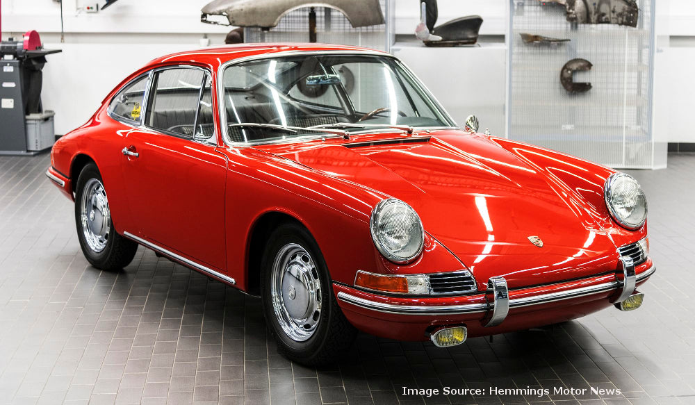 The Most Collectable Air-Cooled Porsche 911s Today