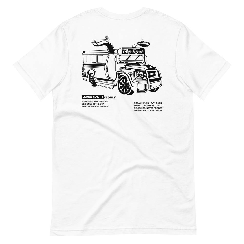 Essentials Jeepney Tee - Fifty Rizal