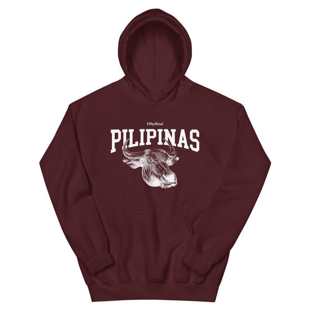Essentials Carabao Hoodie - Fifty Rizal