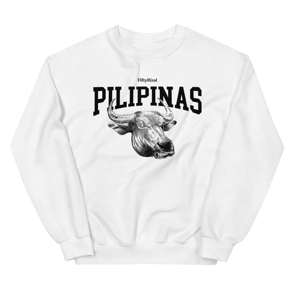 Essentials Carabao Sweatshirt - Fifty Rizal