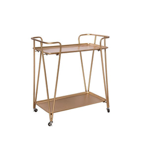 The Gold Bar Cart