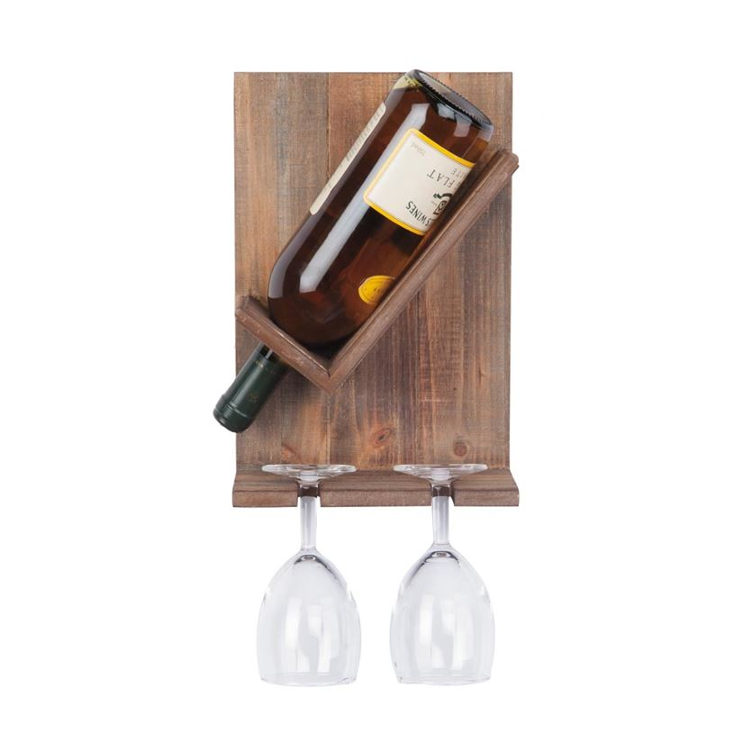 Two Glass Wine Rack