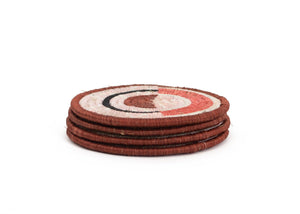 Coral Mara Coasters, Set of 4
