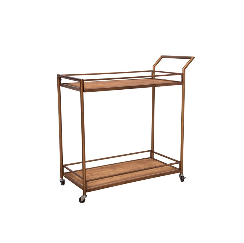 The Mason Bar Cart