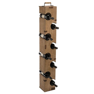 8 Bottle Wine Tower