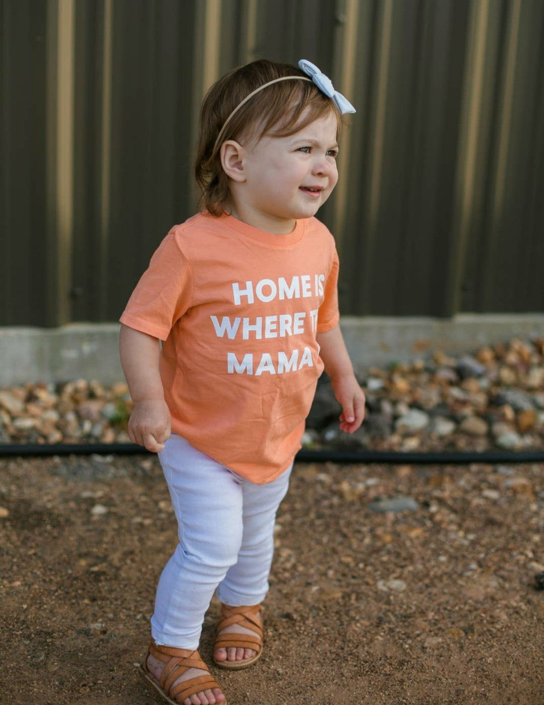 Home is where the mama is T-shirt