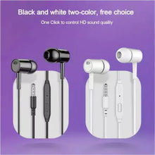Load image into Gallery viewer, 1281 Headphone Isolating stereo headphones with Hands-free Control - DeoDap