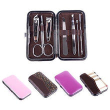 Load image into Gallery viewer, 0529 Pedicure & Manicure Tools Kit For Women (7in1) - DeoDap