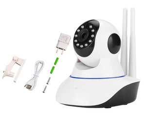 0324 -360° 1080P WiFi Home Security Camera - DeoDap
