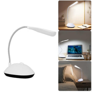 0255 Portable LED Reading Light Adjustable Dimmable Touch Control Desk Lamp - DeoDap