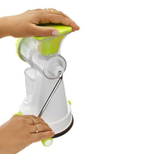 Load image into Gallery viewer, 0140 Plastic Multipurpose Manual Juicer (Green)