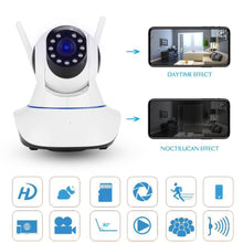 Load image into Gallery viewer, 0324 -360° 1080P WiFi Home Security Camera - DeoDap