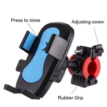 Load image into Gallery viewer, 0264 Universal Bike Phone Mount for Bike Handlebars - DeoDap
