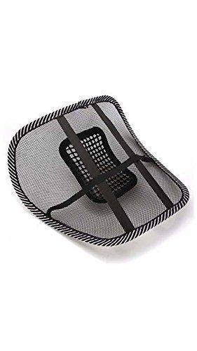 0534 Ventilation Back Rest with Lumbar Support - DeoDap