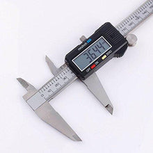 Load image into Gallery viewer, 1548 Digital Vernier Caliper for Taking Internal, External Depth Thickness - DeoDap