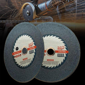 "0425 Steel and Iron Cutting Wheel 4"" (107 x 1 x 16 mm) - DeoDap"
